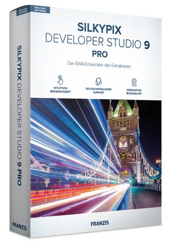 SILKYPIX Developer Studio Pro 9.0.11.1 Full İndir