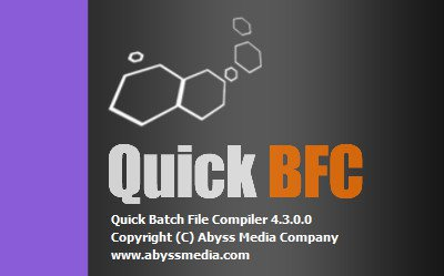 AbyssMedia Quick Batch File Compiler 4.3.0.0 Full İndir