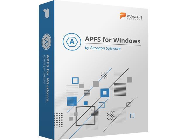 Paragon APFS for Windows 2.1.12 Multilingual Full İndir