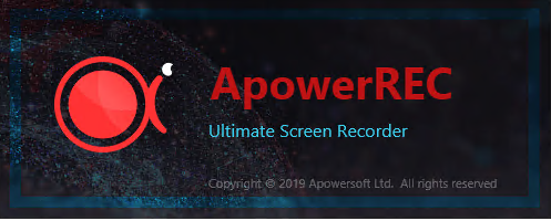 ApowerREC 1.3.7.10 (Build 06/15/2019) Multilingual Full İndir