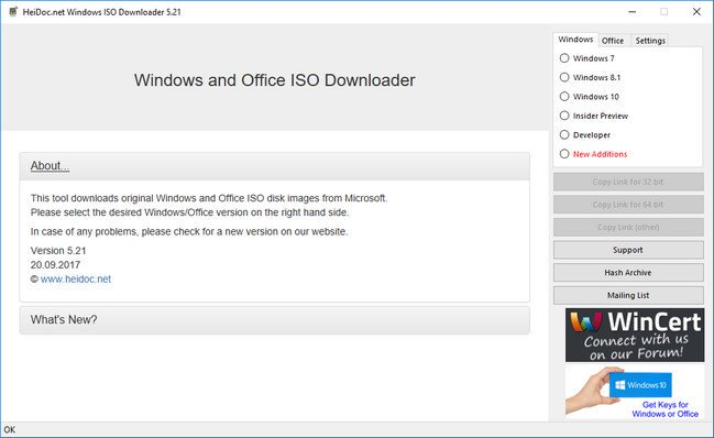 Microsoft Windows and Office ISO Download Tool 8.15 Multilingual Full İndir