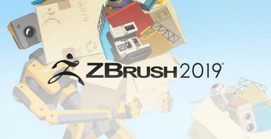 Pixologic Zbrush 2019.1.2 (x64) Multilanguage Full İndir