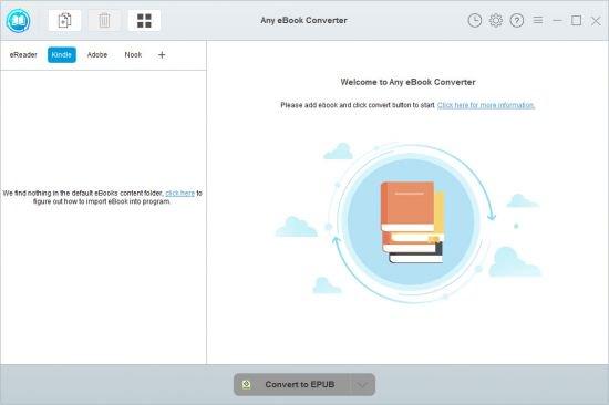 Any eBook Converter 1.0.8 Multilingual Portable Full İndir