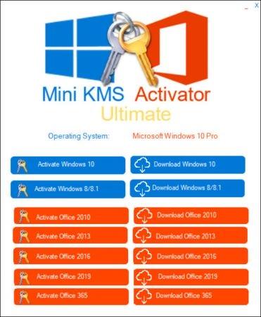 Mini KMS Activator Ultimate 2.1 Full İndir