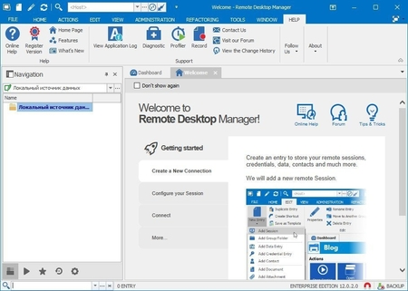 Remote Desktop Manager Enterprise 2020.1.13.0 Multilingual Full İndir