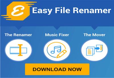 Easy File Renamer 2.4 Full İndir