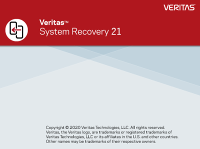 Veritas System Recovery 21.0.0.57158 Full İndir