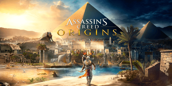 Assassins Creed Origins Full Oyun İndir