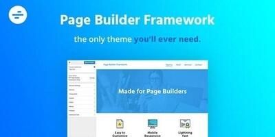 Page Builder Framework Premium Addon v2.4.1 Full İndir