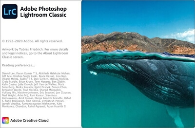 Adobe Photoshop Lightroom Classic 2020 v9.4.0.10 Full İndir