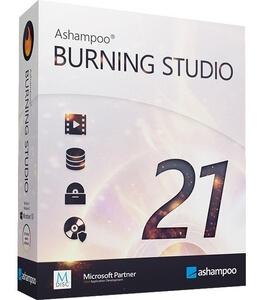 Ashampoo Burning Studio 21.6.1.63 Portable Full İndir
