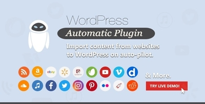 Wordpress Automatic Plugin v3.50.0 Full İndir