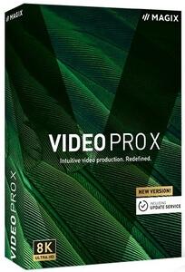 MAGIX Video Pro X12 v18.0.1.82 Full İndir