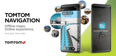 TomTom Navigation v1.8.14 Apk Full İndir