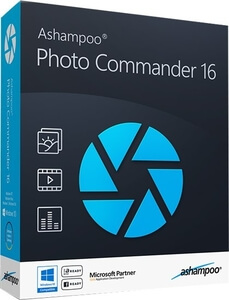 Ashampoo Photo Commander 16.2.0 Full İndir