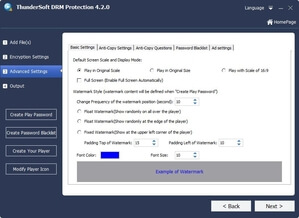 ThunderSoft DRM Protection 4.2.0 Full İndir