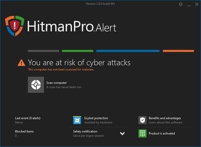 HitmanPro.Alert 3.8.6 Build 875 Full İndir