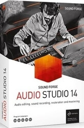 MAGIX SOUND FORGE Audio Studio 14.0.84 Full İndir