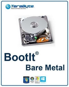 TeraByte Unlimited BootIt Bare Metal 1.68 Full İndir