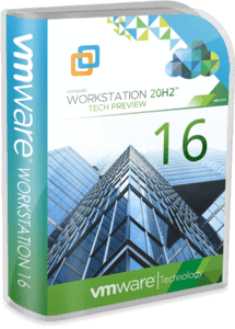 VMware Workstation Technology Preview 20H2 Pro 16.0.0.59684 Full İndir